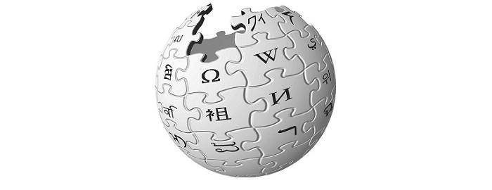 Logo Wikipedia Eintrag