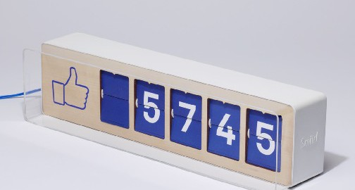 Facebook Theken Counter
