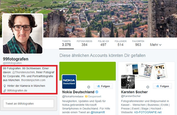 content curation auf twitter