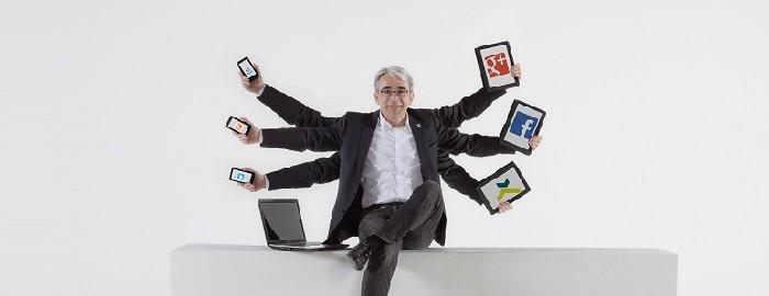 Redaktionssystem, Social Media Dashboard
