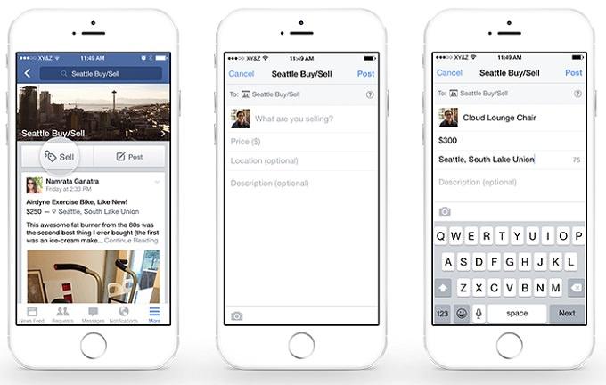 Facebook Gruppen als Verkaufsgruppe