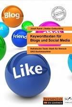 Fachbuch Keywordtexten für Blogs und Social Media