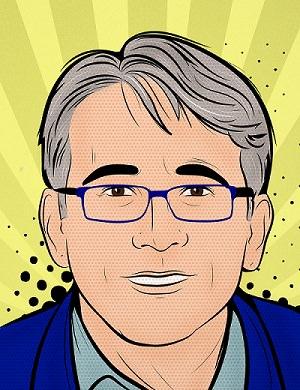 Comic Profilbild erstellen - Social Media Helferlein #28