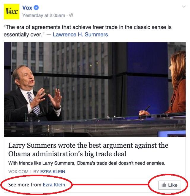 Facebook Author Tag richtig einsetzen
