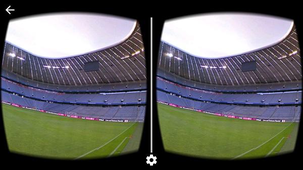 Google Panoramabilder über Street View Cardboard