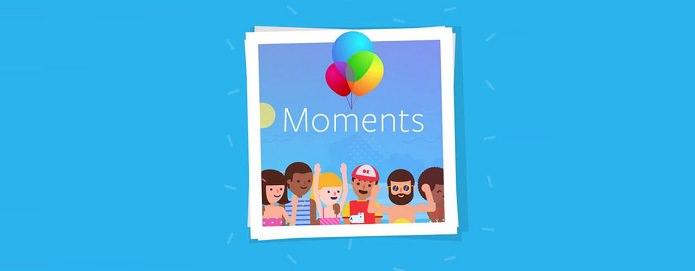 Event Fotos mit Facebook Moments synchronisieren