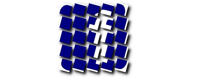 Facebook App Symbol verzerrt