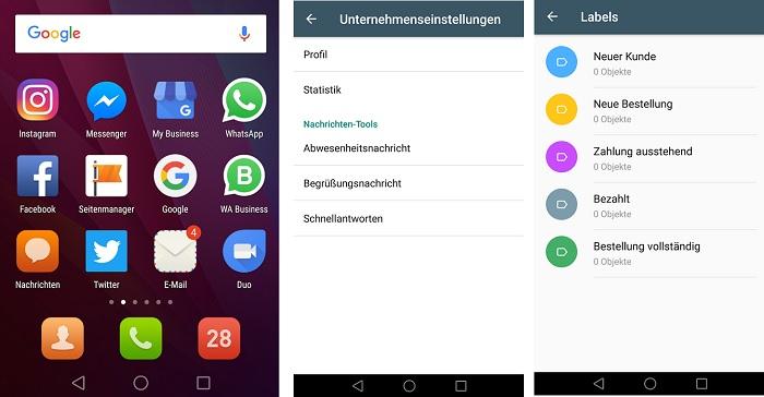WhatsApp Business einrichten und optimieren