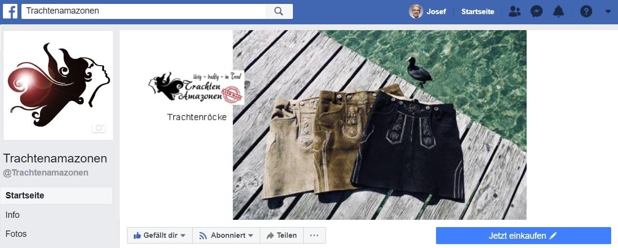Facebook Ads für Trachtenamazonen
