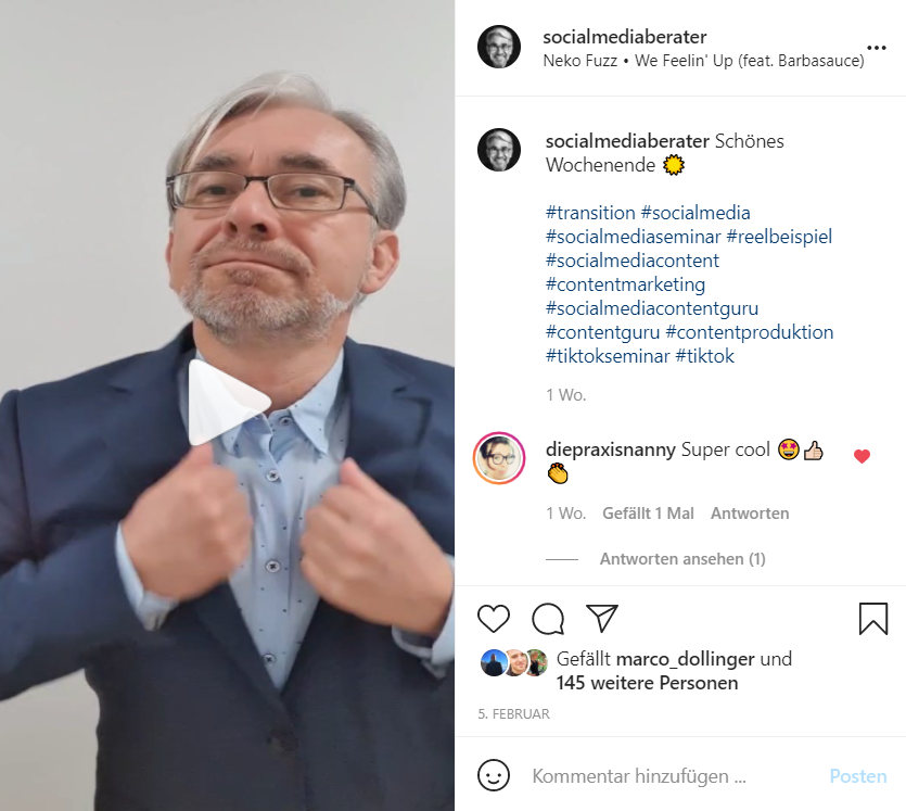 Instagram Reels optimal erstellen